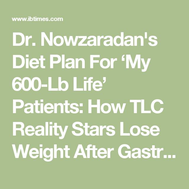 Weight loss recipes and menus
