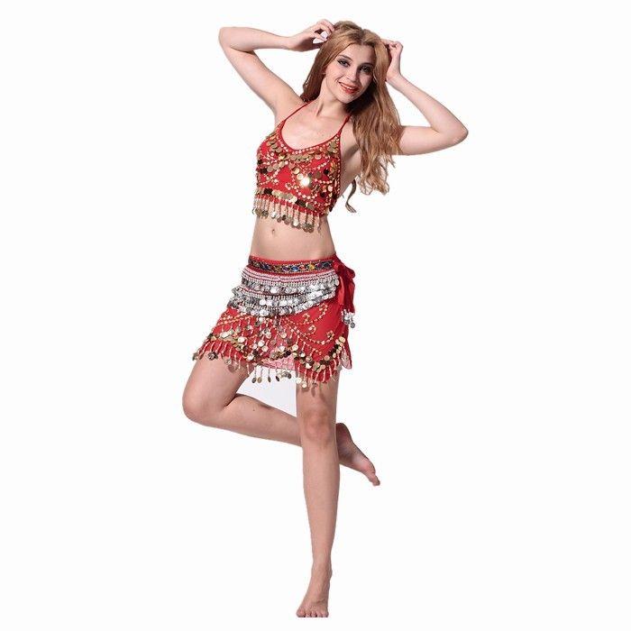 Boob dance skirt stage