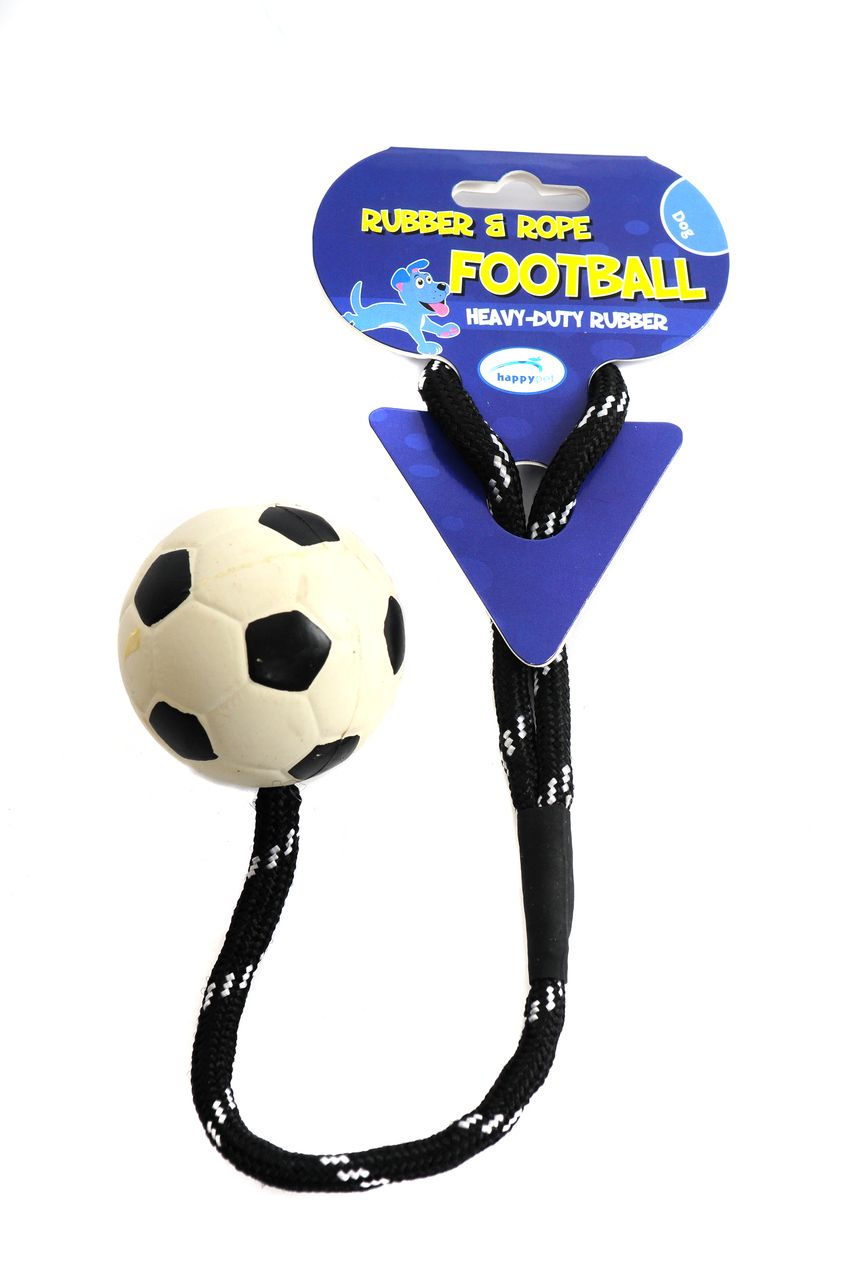 Soccer Rope Ball 2 5 Dog Toy Dog Toys Toys Football Themes