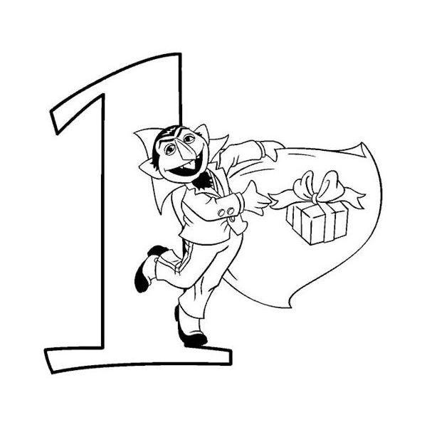 Sesame Street - The Count   First Birthday   Pinterest   Sesame ...