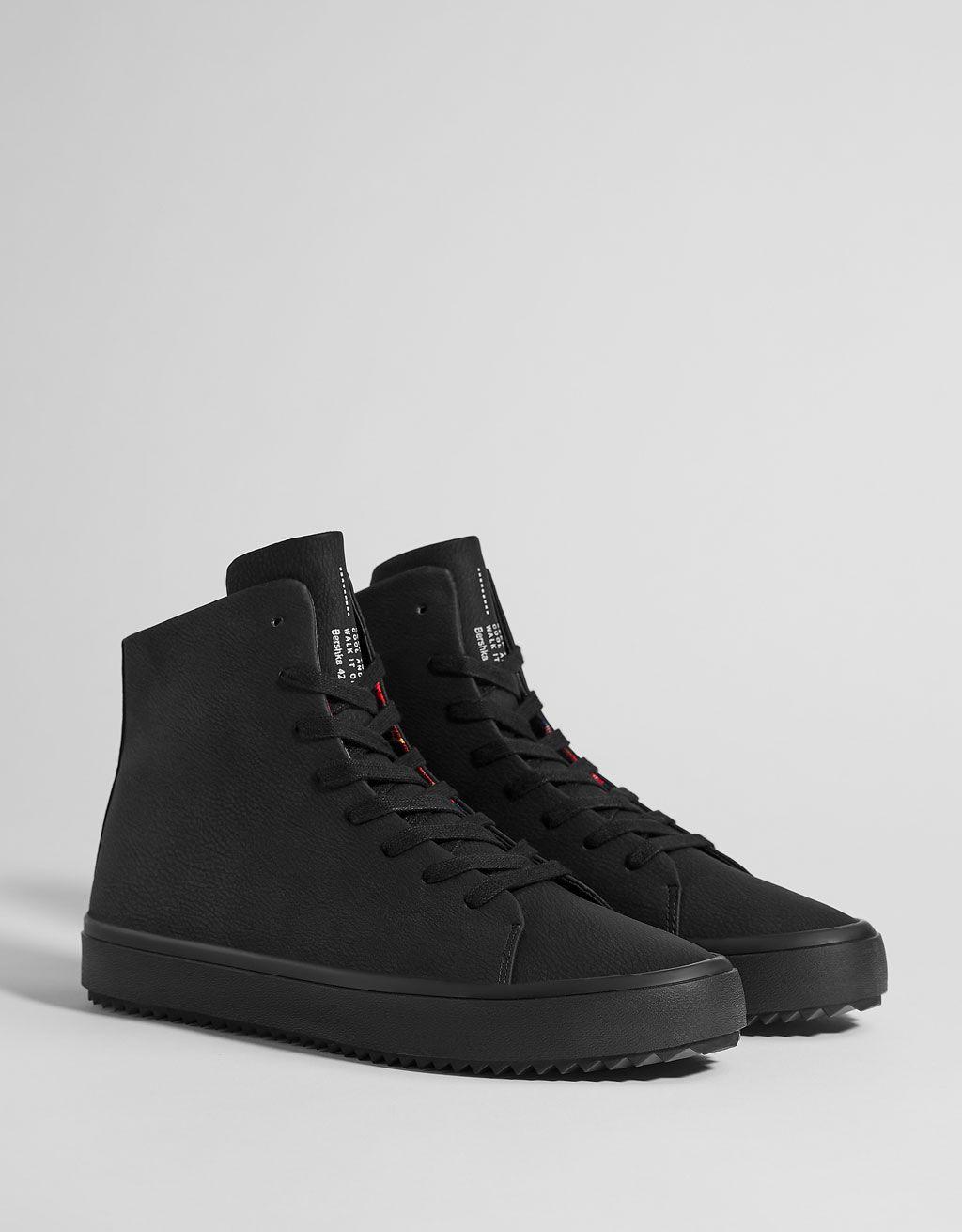 Basket Noir Adidas 7