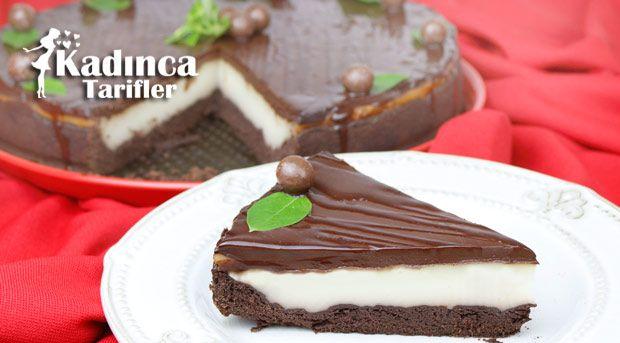 Çikolatalı Muhallebili Tart Tarifi nasıl yapılır? Çikolatalı Muhallebili Tart Tarifi'nin malzemeleri, resimli anlatımı ve yapılışı için tıklayın. Yazar: AyseTuzak