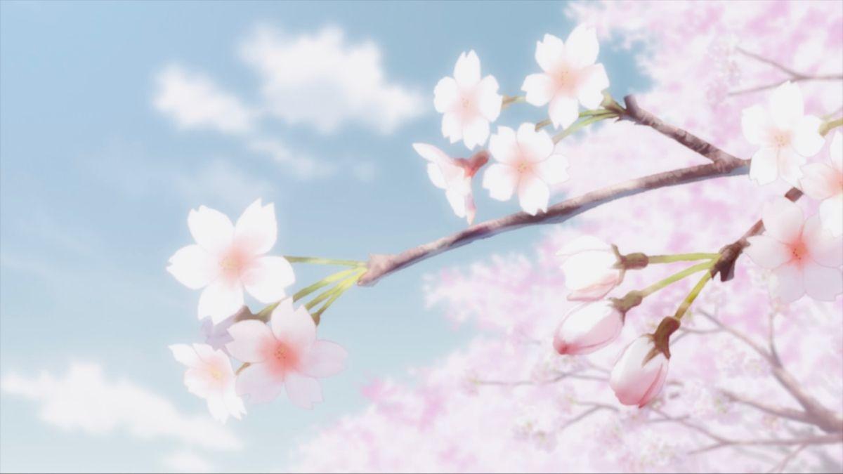 Mitsuri Phone Widget Ios 14 Sakura Cherry Blossom Anime Blossom