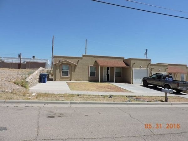 House For Rent Near Fort Bliss Texas 3 Bed 2 Bath Fort Bliss