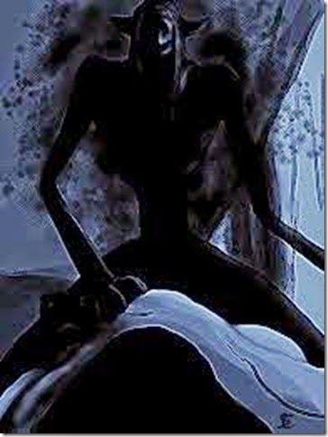 ghosts-of-sleep-paralysis7 | Dreamland Penumbra | Sleep paralysis