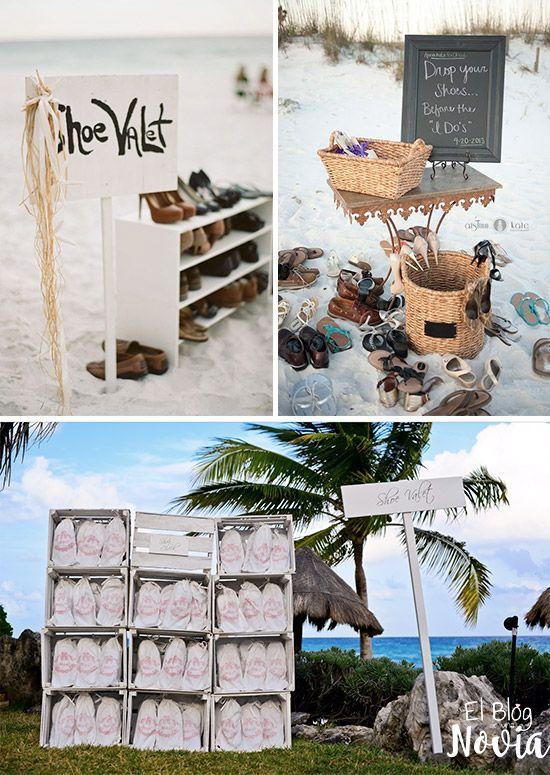 Una Boda En La Playa Es De Lo Más Romántica Y Divertida Atractiva Por El