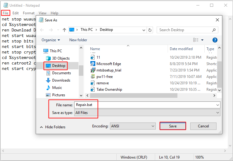 Fixed Error 0x80246007 When Downloading Windows 10 Builds Windows Defender Windows 10 Antivirus Software