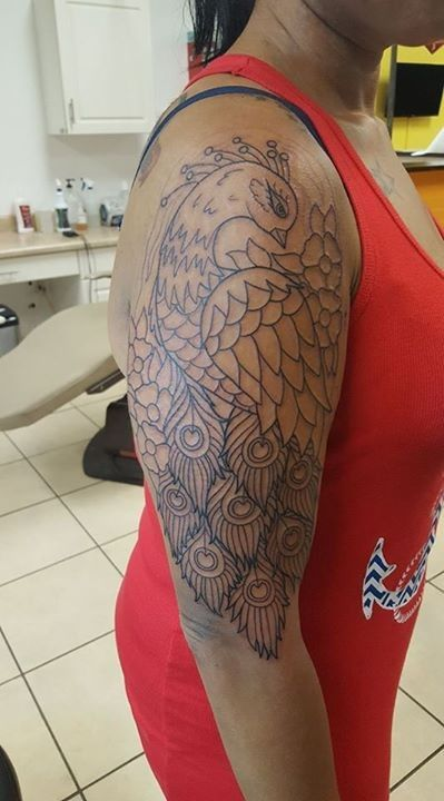 Session Tattoo by Rudy from Excalibur Tattoo Llc - 20170517 ...