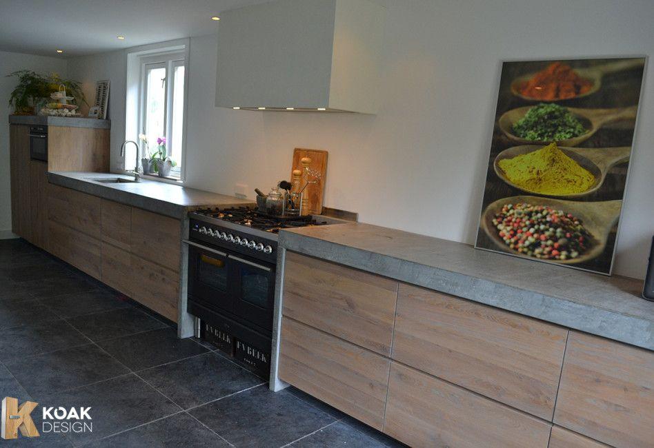 Keuken Ikea Houten : Houten werkbladen keuken ikea voxtorp met eiken werkblad janine
