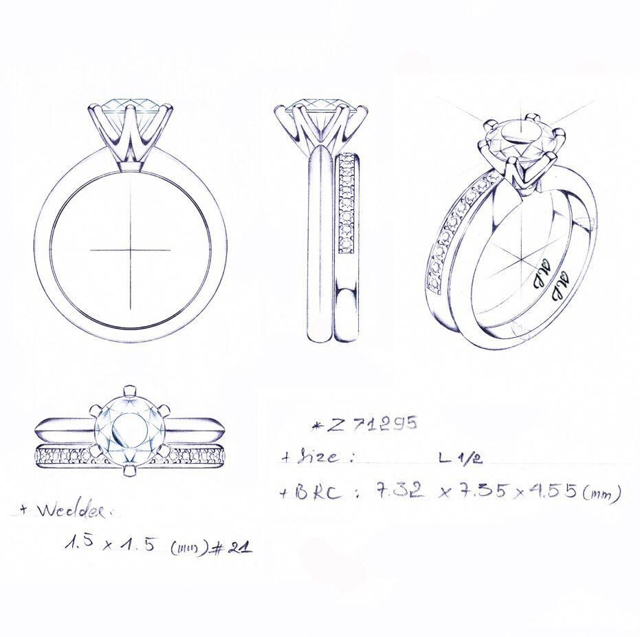 Earring Storage Organizer Jewelry Design Drawing Jewellery Design Sketches Ring Sketch