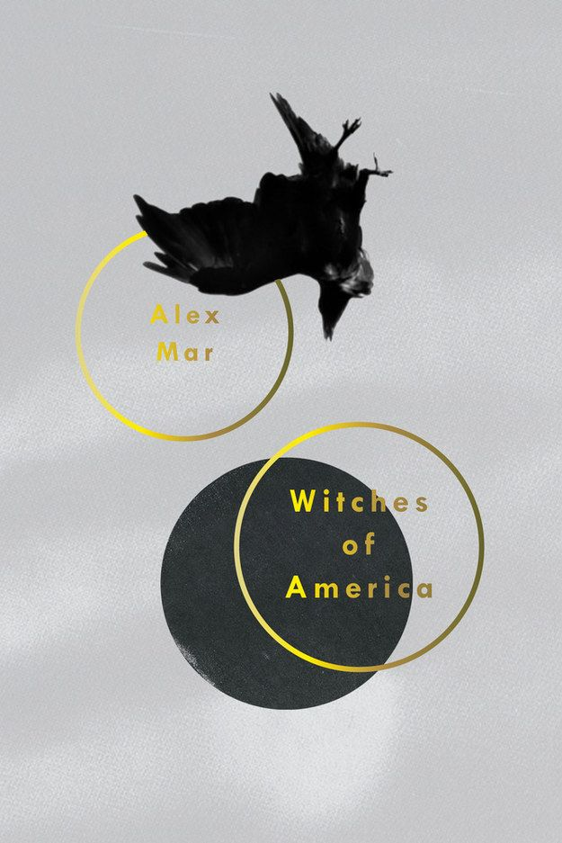 Witches of America by Alex Mar | 34 Of The Most Beautiful Book Covers Of 2015