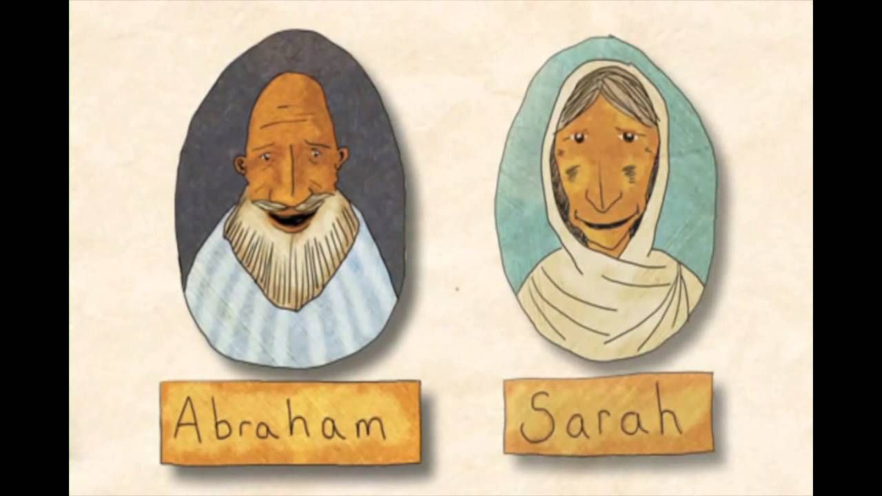 The Son of Laughter - Abraham & Sarah Are Promised a Son