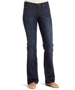 ec15f0eb973 For a Tummy  Everyday Jeans Levi s 529 Misses Boot-cut jeans have a  nine-inch rise