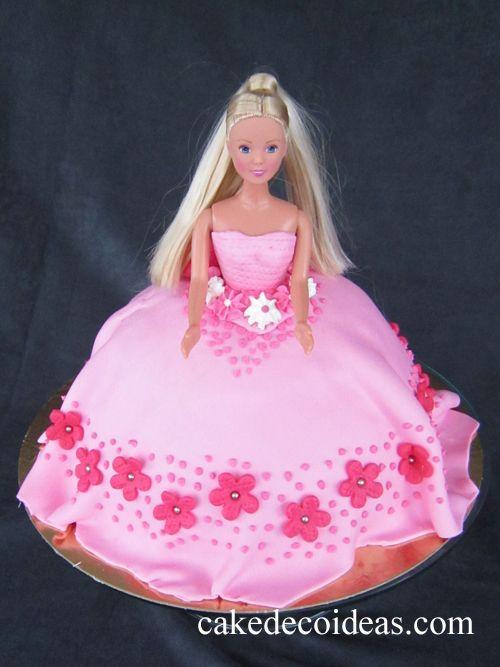 Barbie Cake Isabel Pinterest Cake Chocolate caramels and
