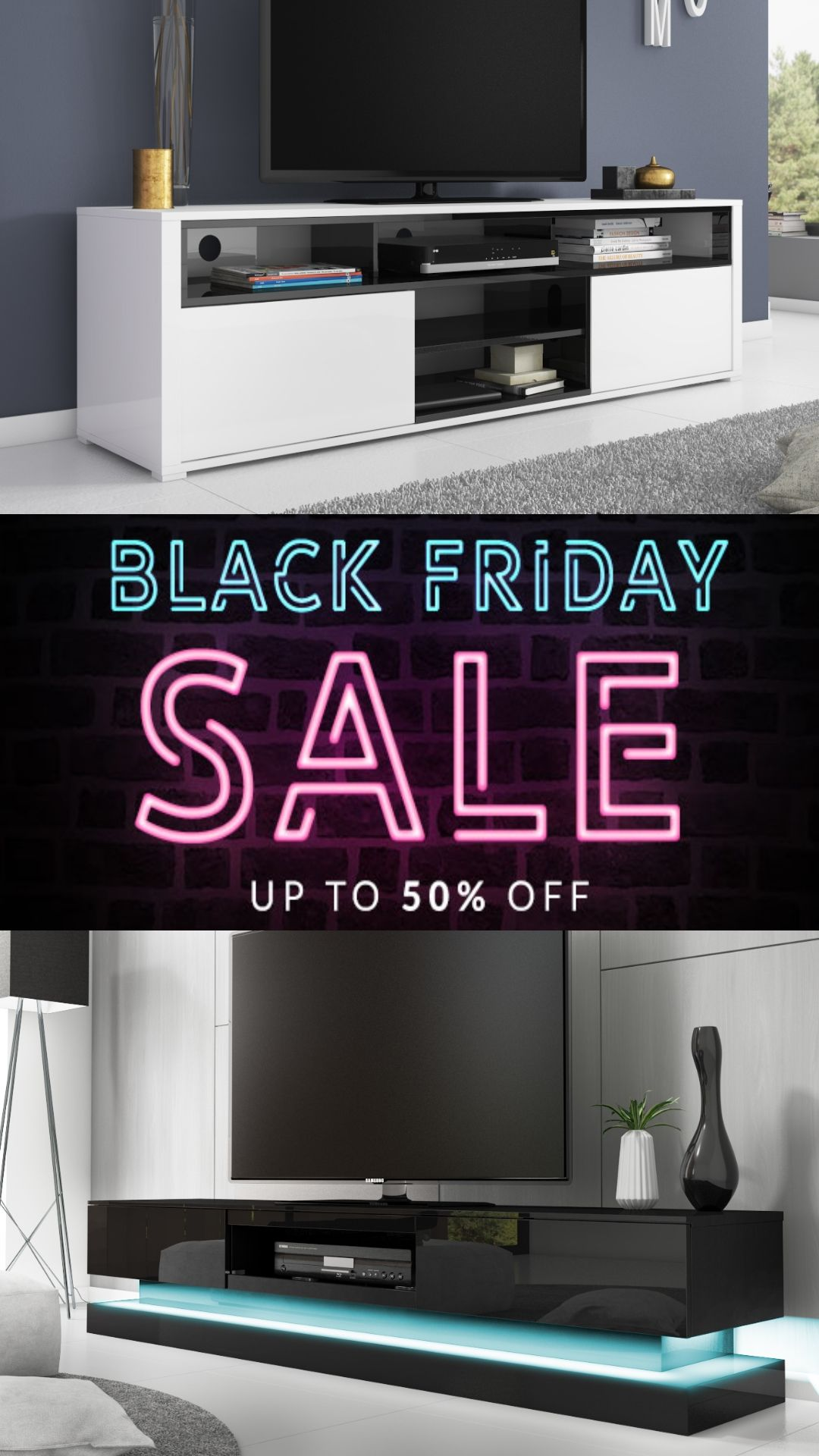 Superb Black Friday Sale Tv Units Furniture123 News Living Interior Design Ideas Jittwwsoteloinfo