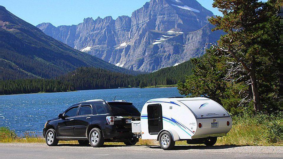 Explore the little guy mini max travel trailer camping