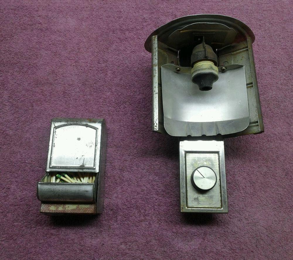 1967 VINTAGE COLEMAN MODEL 3815A700 PROPANE GAS LAMP TRAILER RV KENSKILL MKII | eBay