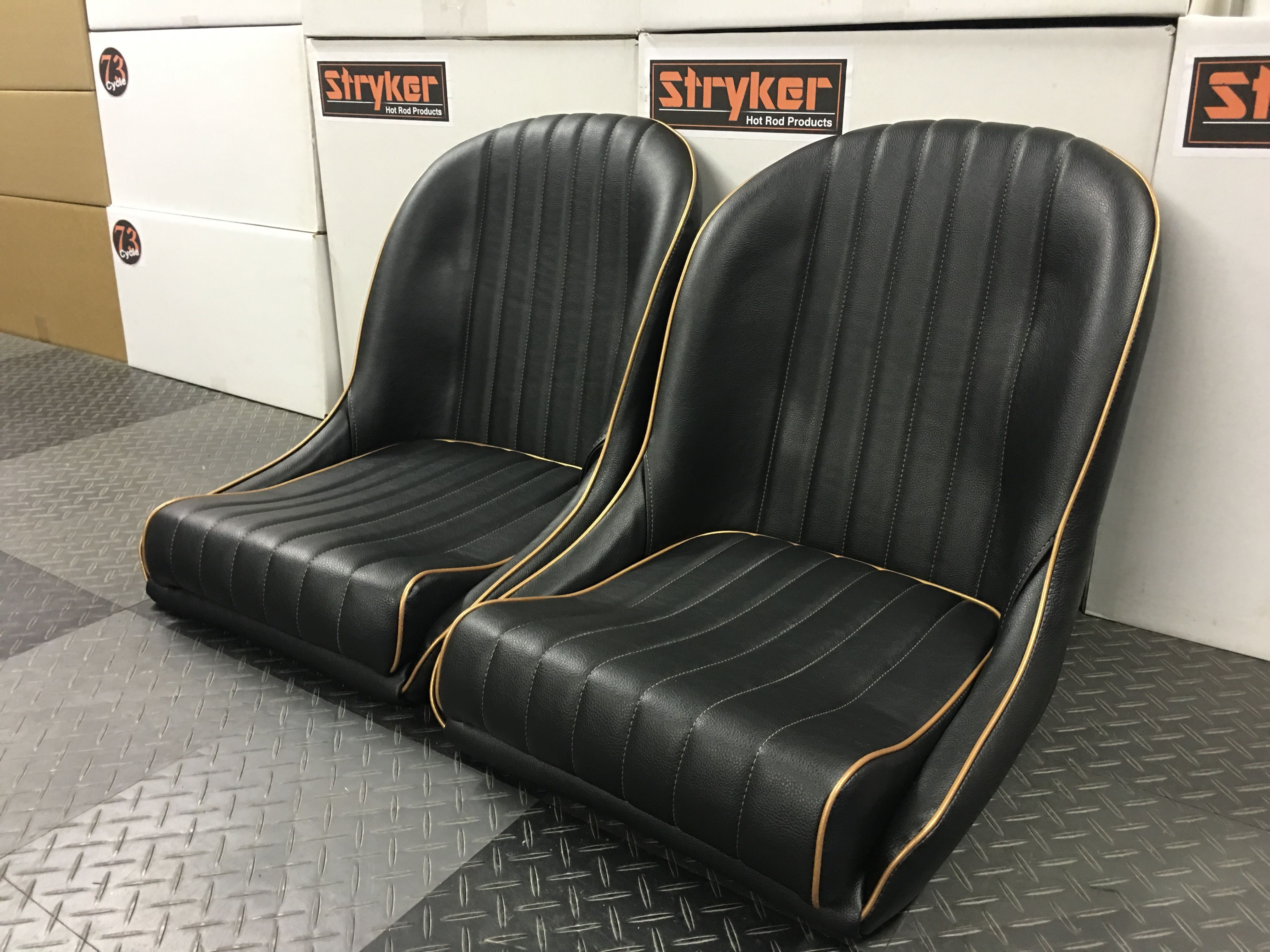 5 Gallon Bucket Seat With Backrest
