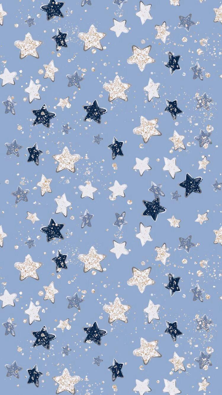 おしゃれな壁紙背景 星柄 の画像 投稿者 Saihate さん 背景