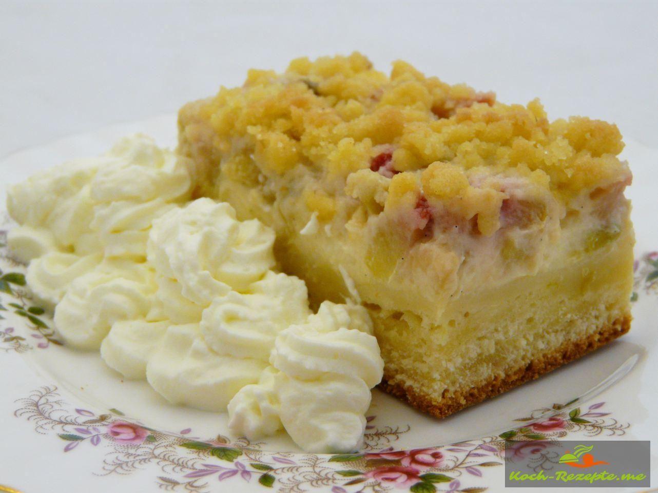 Best 25 rhabarber blechkuchen ideas only on pinterest for Kochen rhabarber