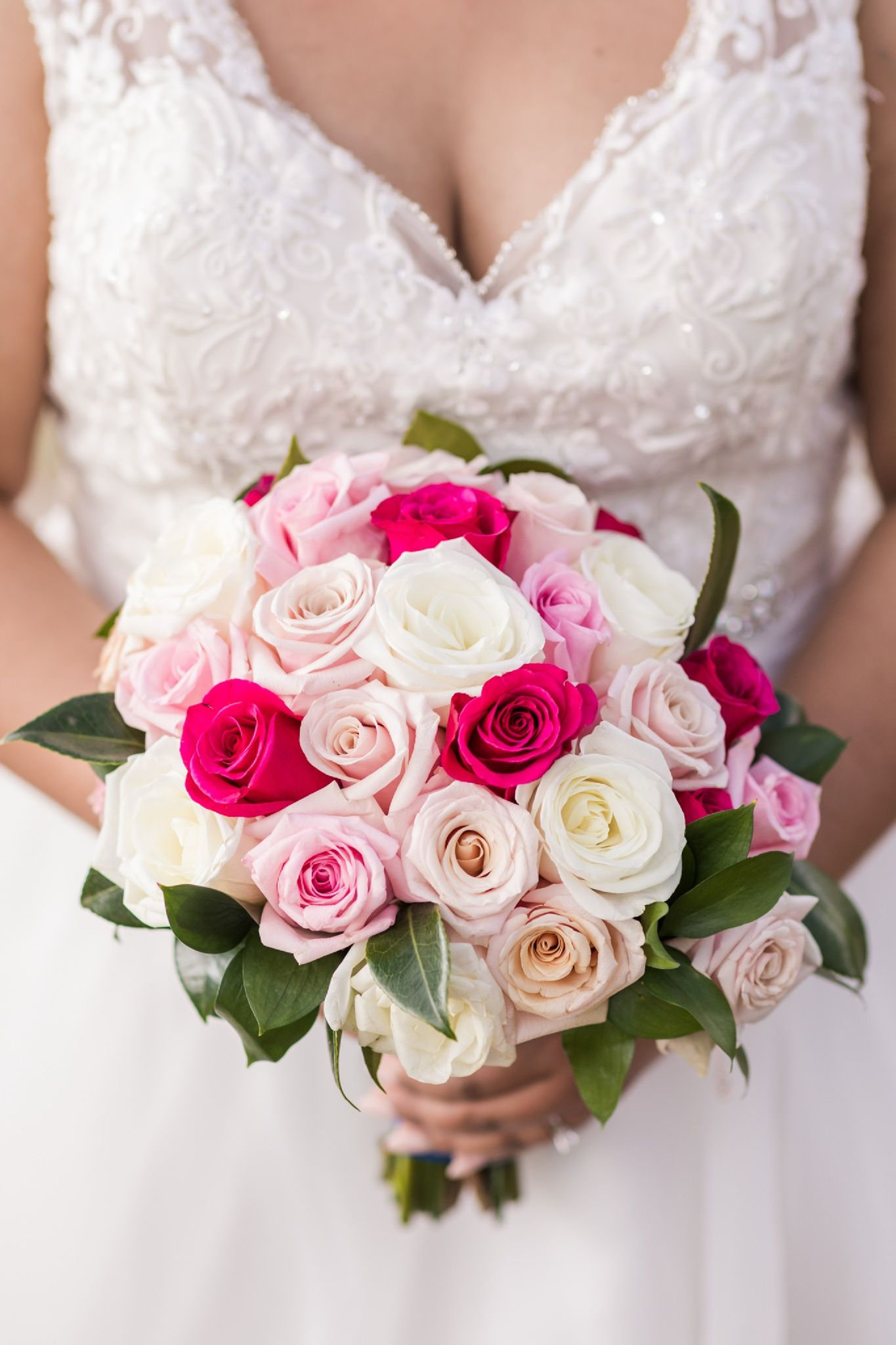 A Pink and Navy Wedding at Kendall Plantation | Dawn Elizabeth ...