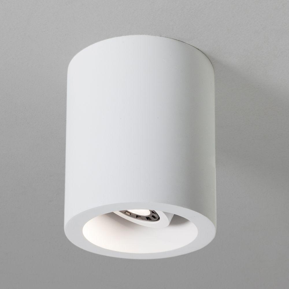 astro 5685 osca 140 adjustable round surface mounted. Black Bedroom Furniture Sets. Home Design Ideas