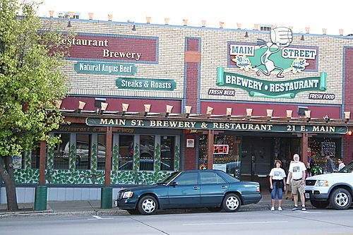 Cortez Colorado Photo Of Main Street Brewery Co My