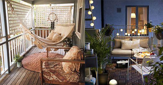 So lässt sich dein Balkon dekorieren Tolle DIY Dekoideen für dein Zuhause #weckgläserdekorieren