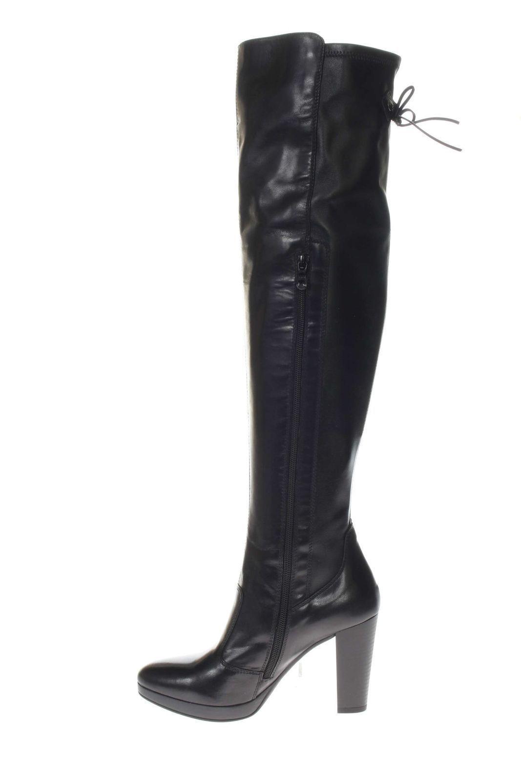 Acquista Stivali sopra il ginocchio neri. su La Boutique del