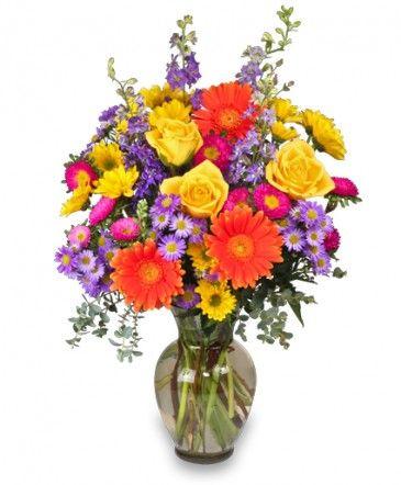 St Johns Flower Market Yellow Flower Arrangements Floral Flower Arrangements
