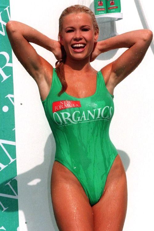 The mellinda messenger bikini