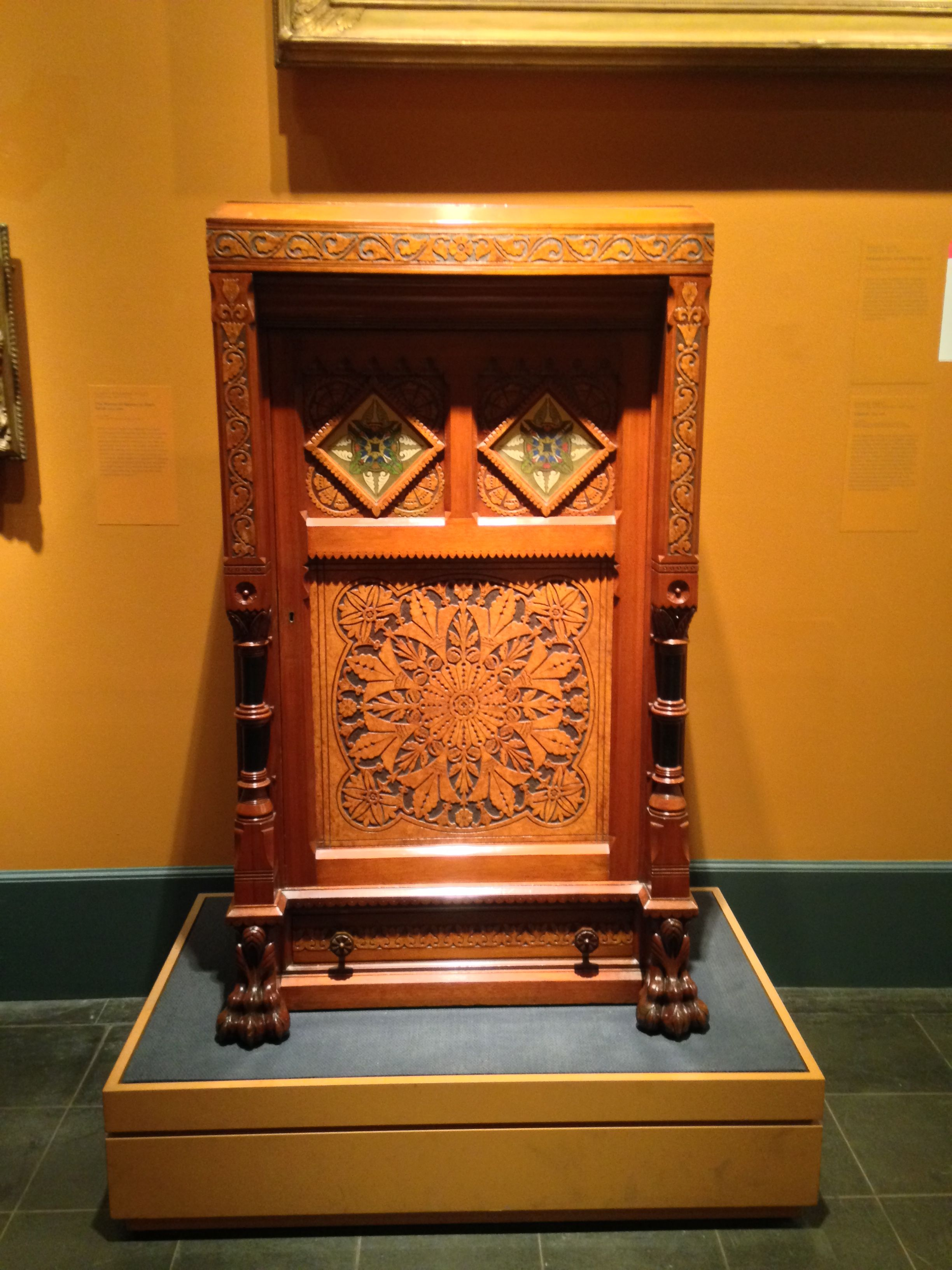 Best Ca 1875 Cabinet By Daniel Pabst At Brooklyn Museum 400 x 300