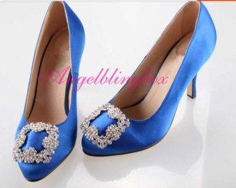 b483c500723e9 Royal blue wedding shoesRoyal blue bridal shoes
