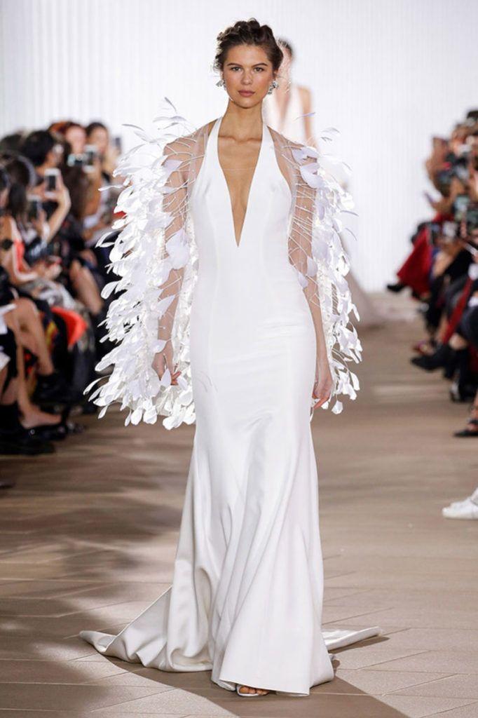 Lo mejor del New York Bridal Fashion Week