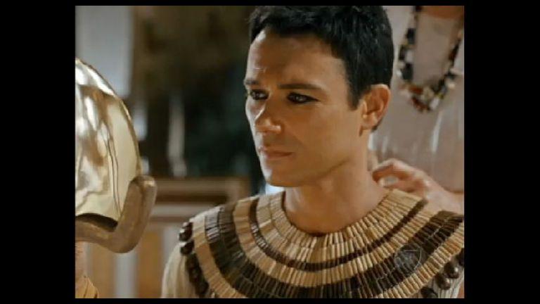 Na íntegra: assista ao 14º capítulo de José do Egito - Vídeos - R7