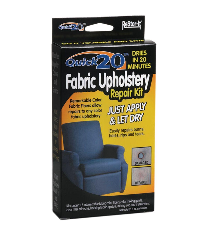 Quick 20 Fabric Upholstery Repair Kit Upholstery repair
