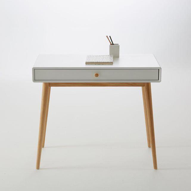 Bureau 1 tiroir JIMI | Tiroir, Bureau et Style scandinave