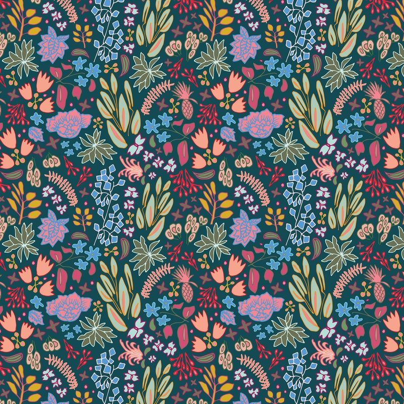 House of Harris Cambridge Wallpaper Sample