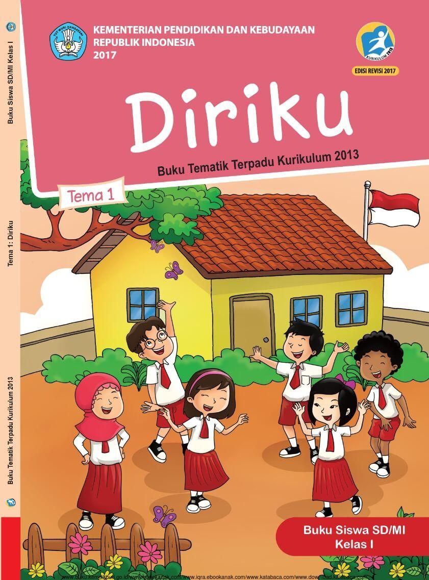 Ebook Buku Siswa Tematik Terpadu SDMI Kelas 1 Tema 1