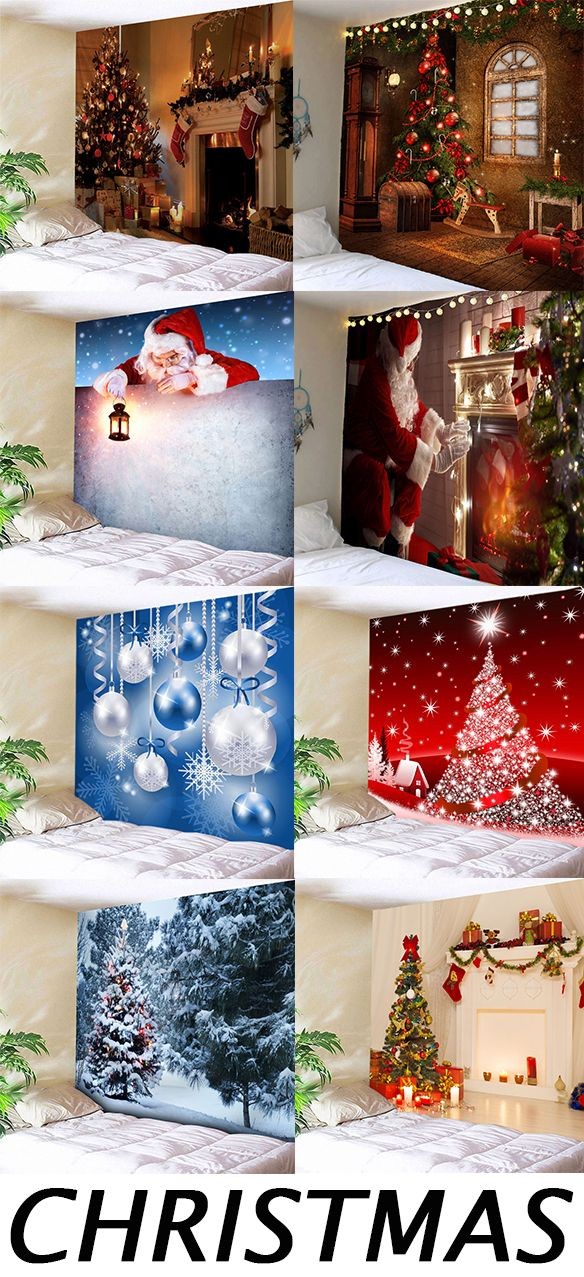 2018 christmas tapestry online store best christmas tapestry for sale