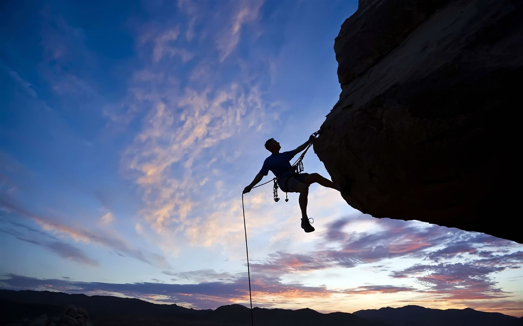 Just Go For It Rock Climbing Climbing Adventure