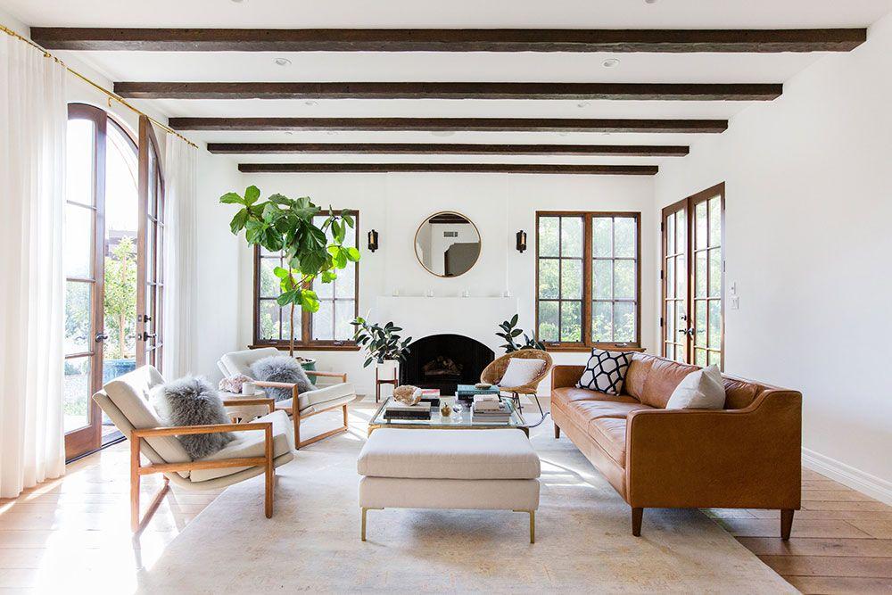 5 Steps to Decorate Like Lauren Conrad | living room ...
