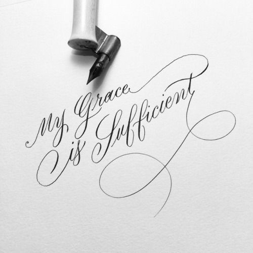 "simply-divine-creation:  But he said to me, ""My grace is sufficient for you, for my power is made perfect in weakness."" Therefore I will boast all the more gladly about my weaknesses, so that Christ's power may rest on me. - 2 Corinthians 12:9 » Neil Tasker"