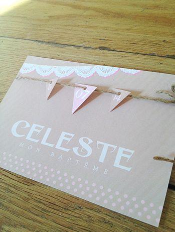 faire part carte invitation fanions dentelle cumplea os pinterest fanion roses et faire. Black Bedroom Furniture Sets. Home Design Ideas