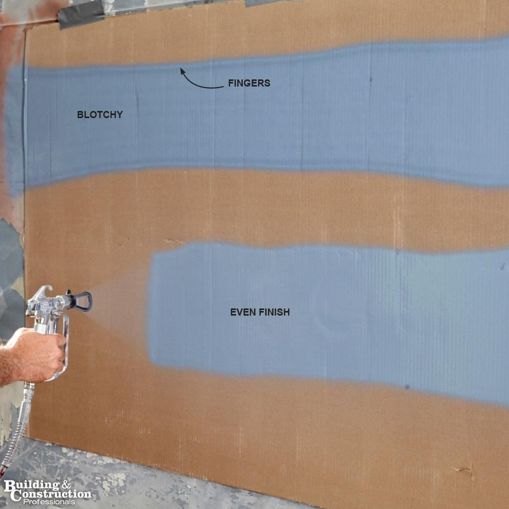 Airless Paint Sprayer Tips For Exterior Paint Jobs Paint Sprayer Best Paint Sprayer Exterior Paint