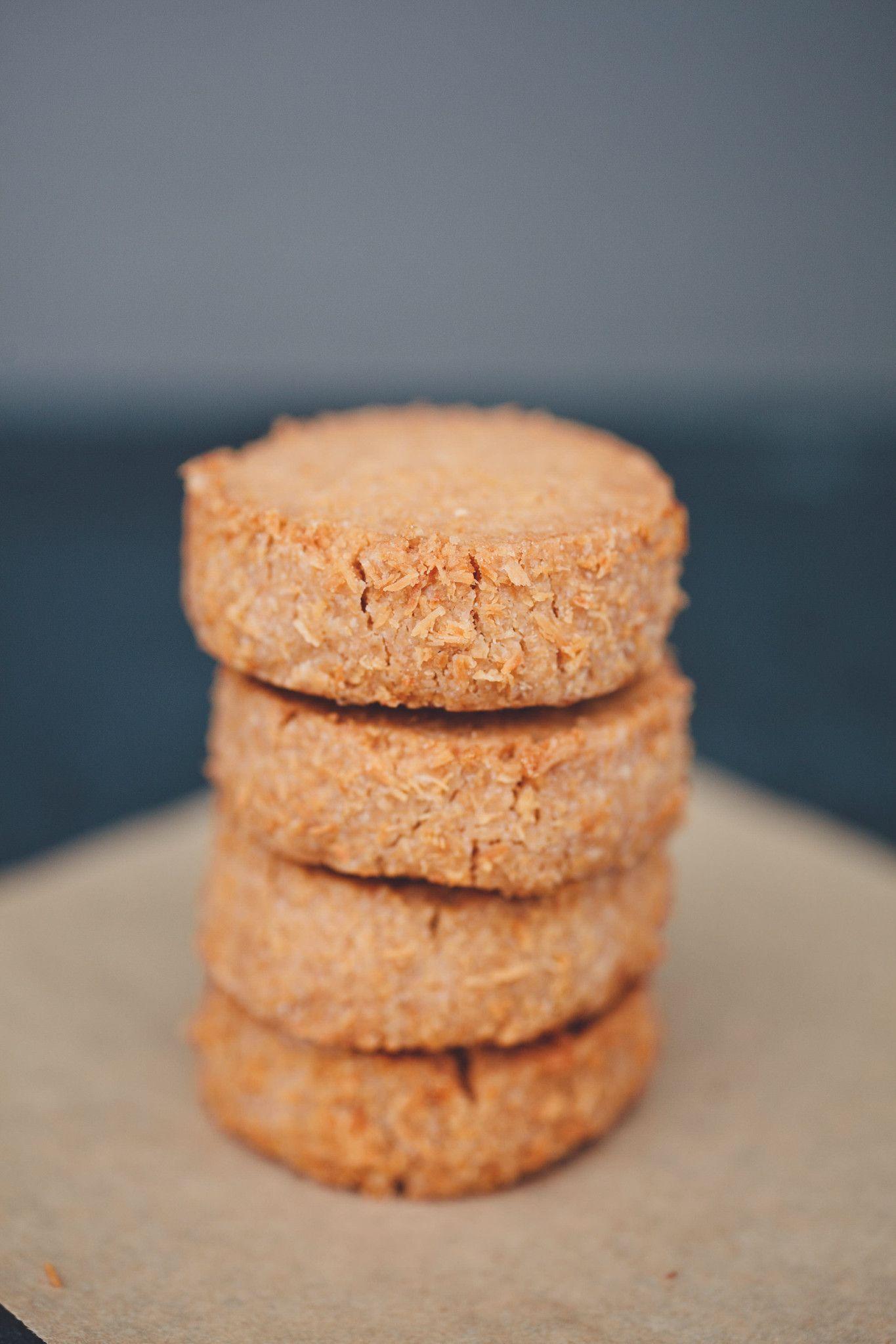 Coconut Shortbread Recipes, Food