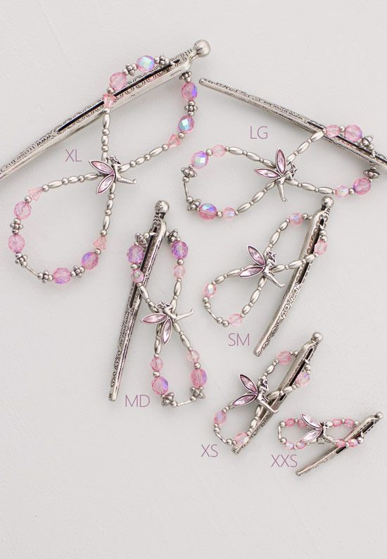 Lilla Rose Inc - Fairy dressed in soft pink accents, perfect for all the little girls in us.%0d%0a%0d%0a