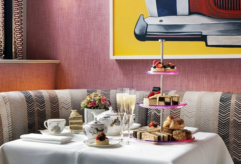 Firmdale Hotels Haymarket Hotel London S Afternoon Tea Best