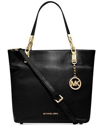 ca90b4f07370 MICHAEL Michael Kors Brooke Medium Tote - Tote Bags - Handbags    Accessories - Macy s--14