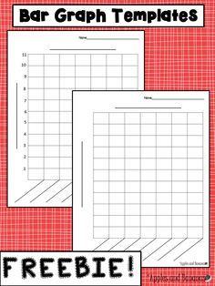 Bar Graph Templates Bar Graph Template 3rd Grade Math Third Grade Math